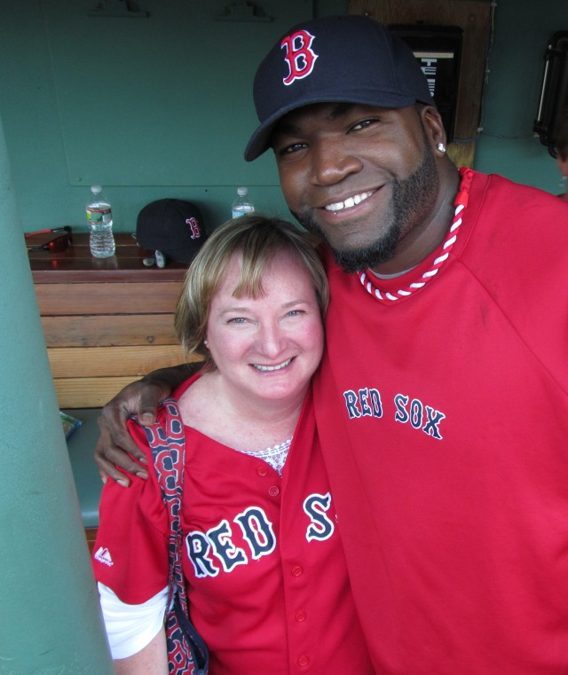Big Papi and Me Trimmed